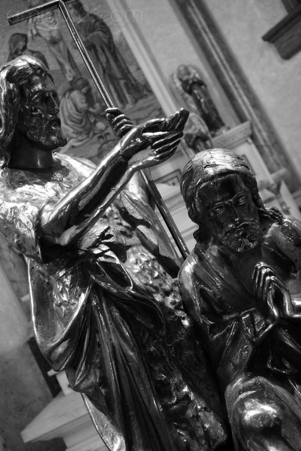John the Baptist ...