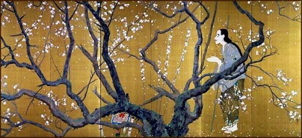 Yoroboshi - by Shimomura Kanzan