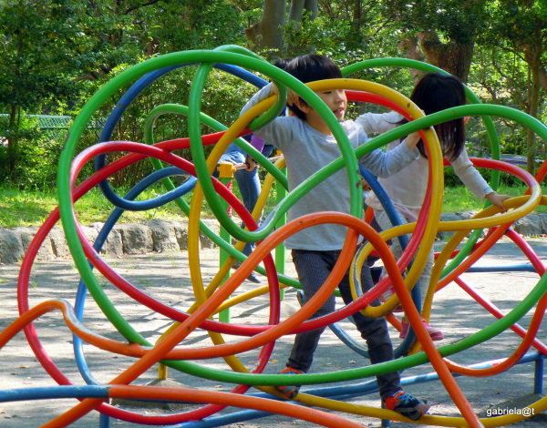 A game at the park