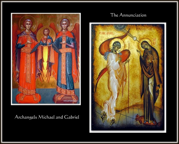 Feast in the Orthodox Church for all Angels