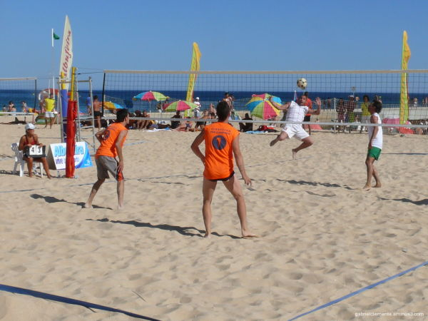 Footvoley- Algarve