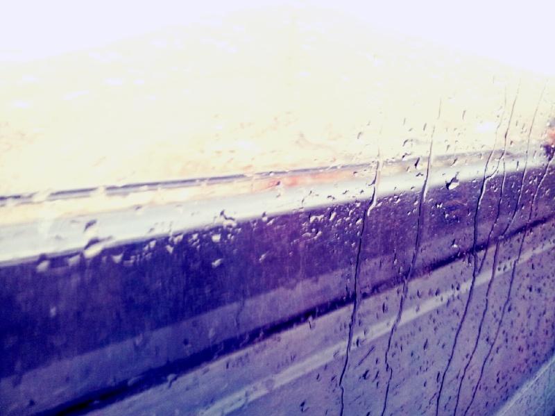 rain , glass , road