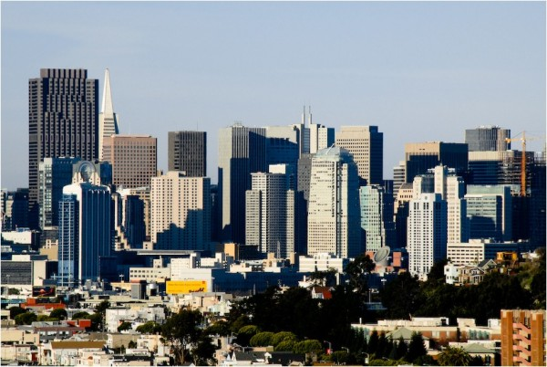 san franscisco skyline