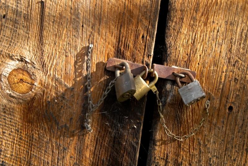 locks columbia state park california