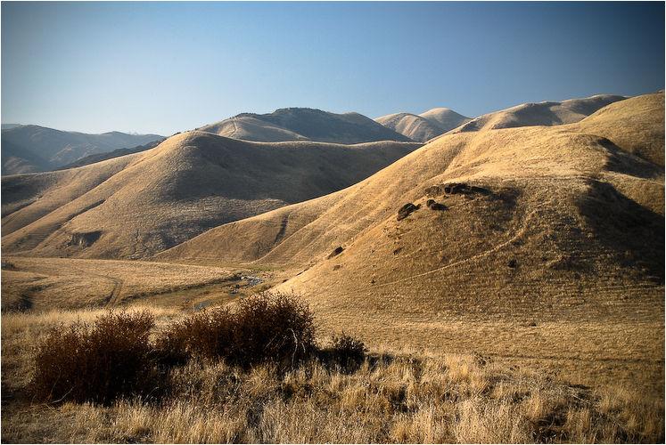 gold hills del puerto canyon california