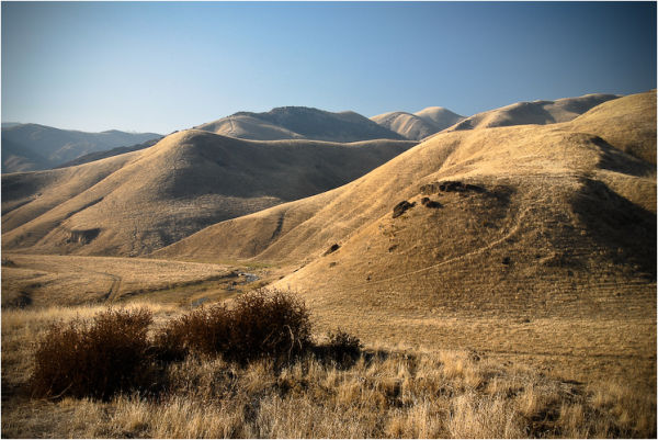 gold hills del puerto canyon california