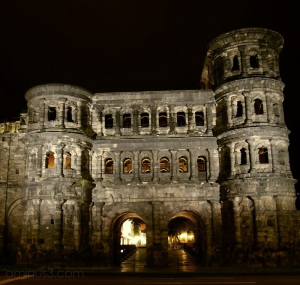 Porta Negra, Trier, Germany