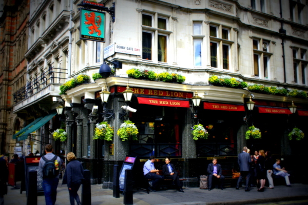 Red Lion - London