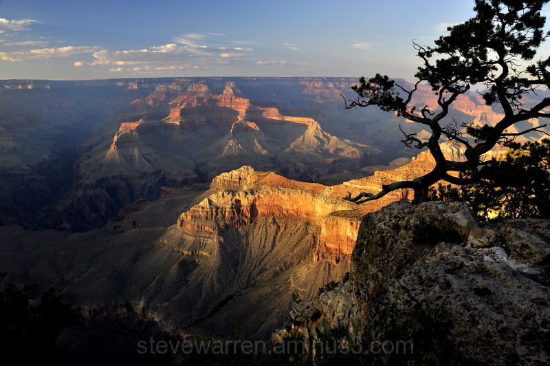 Grand Canyon Sunset l