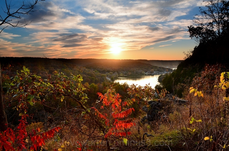 Autumn at Lake of the Ozarks