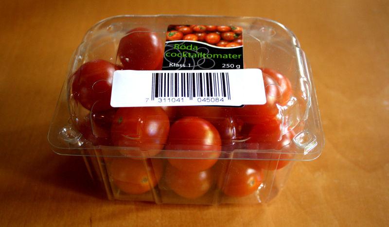 Cherry tomatoes.