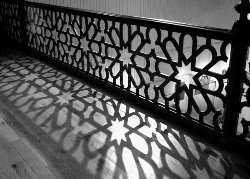 Pattern of light