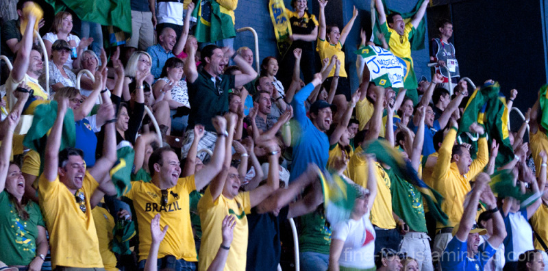 Brazilian Victory
