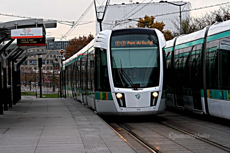 Tramway Parisien
