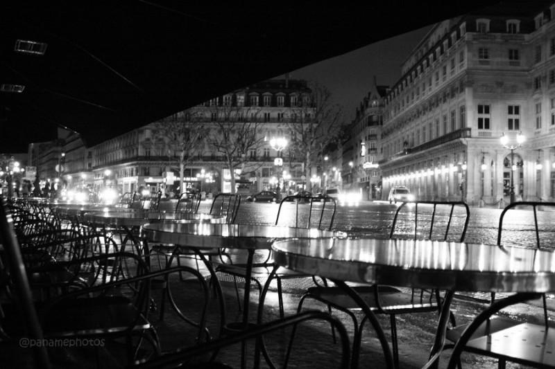 Café Ruc Place André Malraux