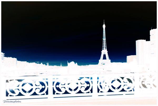 Coup de froid polaire sur Paris