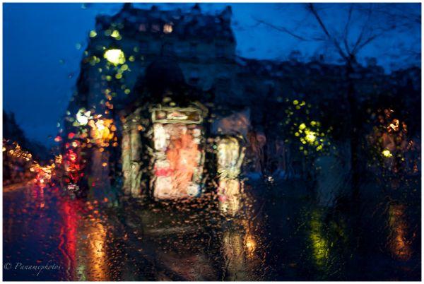 Lumière Parisienne impréssioniste