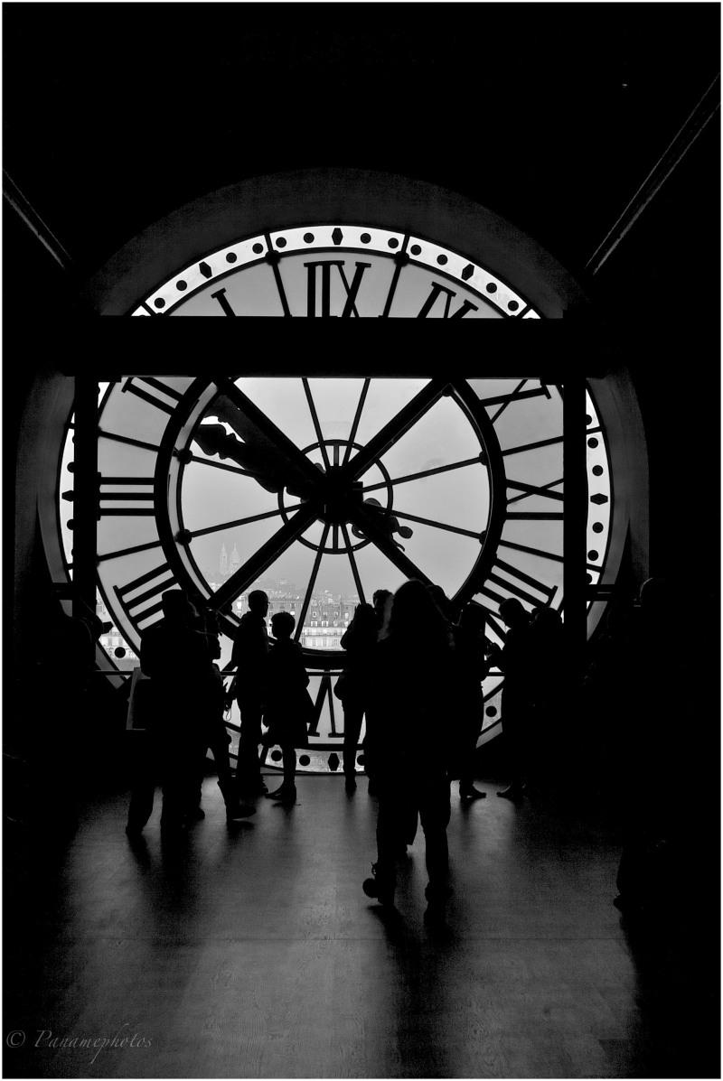 Le temps en suspend...