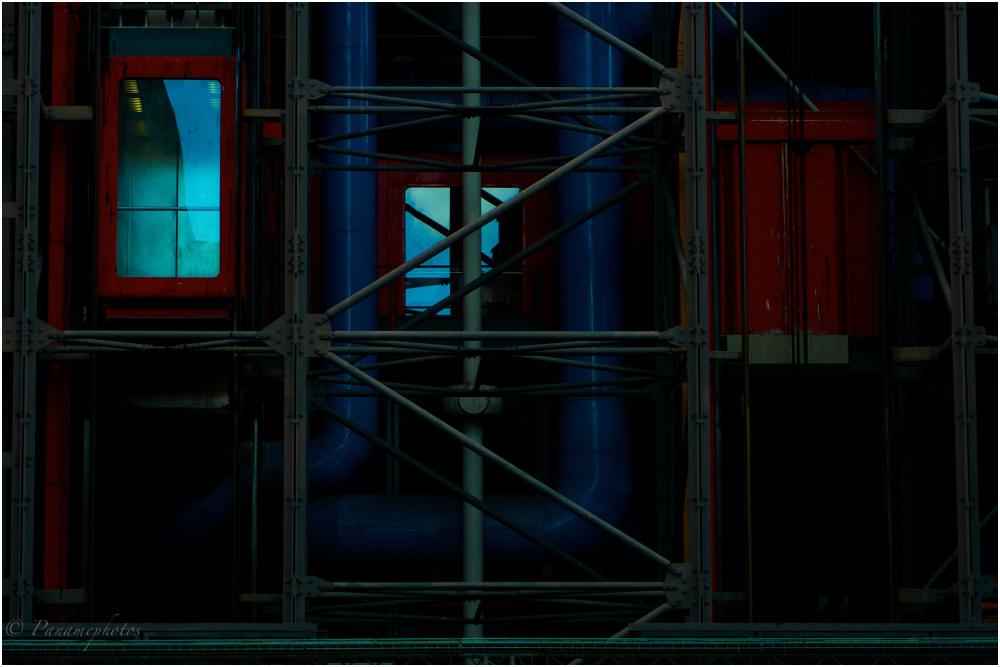Structure et Ascenseur