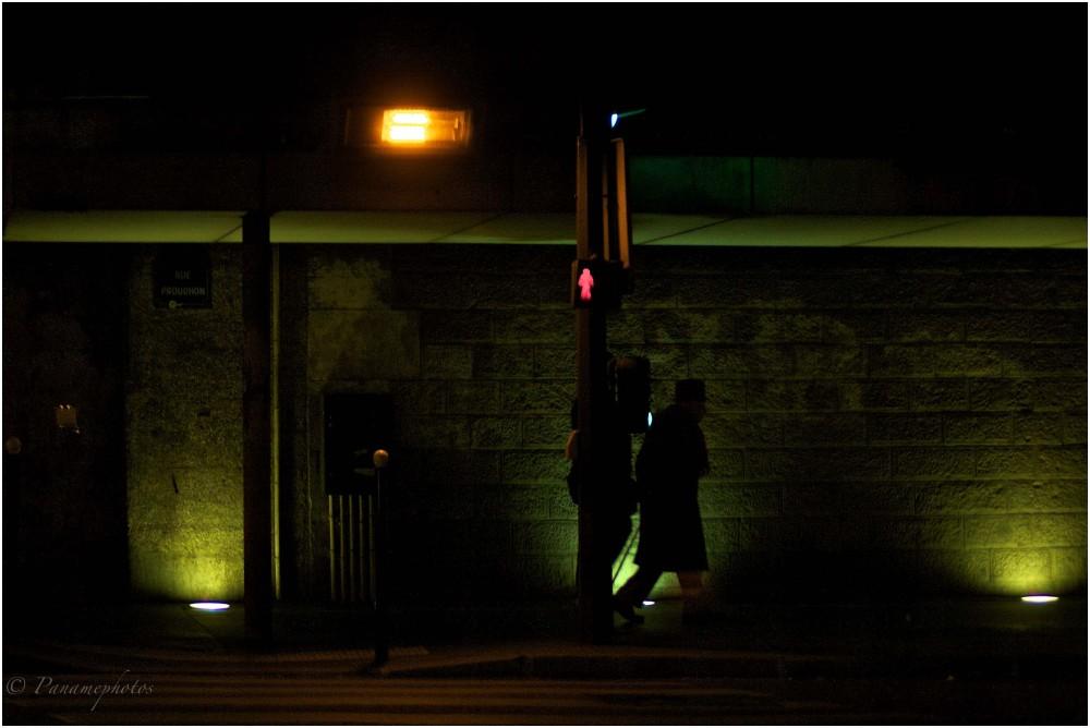 Le fantome de la rue Proudhon