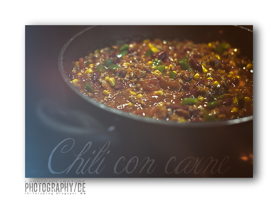 Chili con carne I