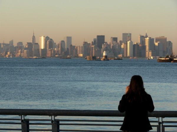 New York hudson river personne
