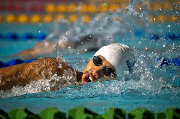 Sukma 2008 Terengganu Swimming Freestyle Kupih