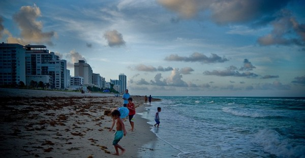 After the Rain | Miami Beach