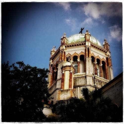 saint augustine structures