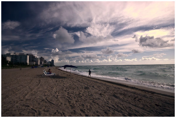 miami beach hdr experiment