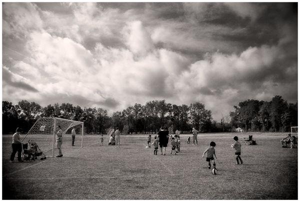 2009 Spring YMCA soccer