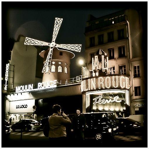 streets of paris xvi