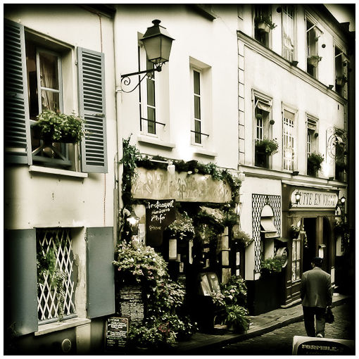 streets of paris xv