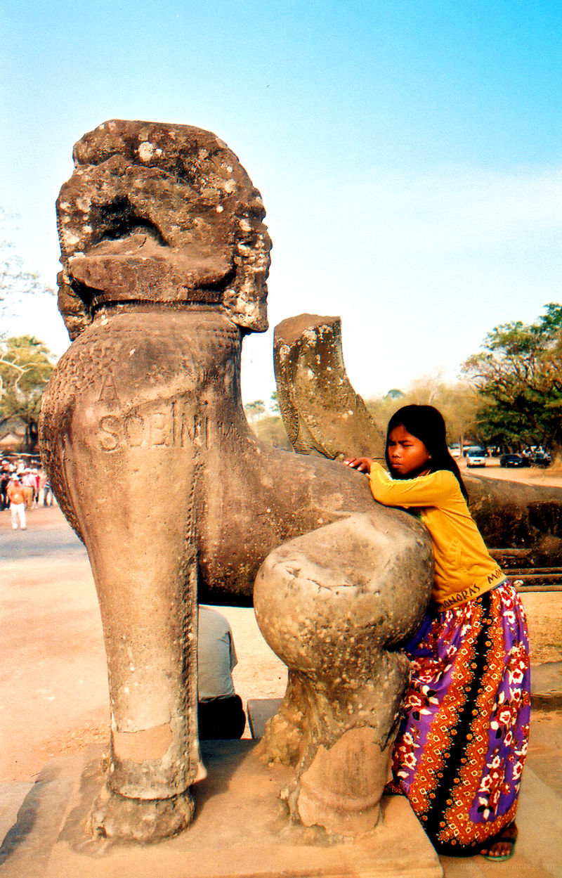 The Lion King And I Siem Reap Cambodia