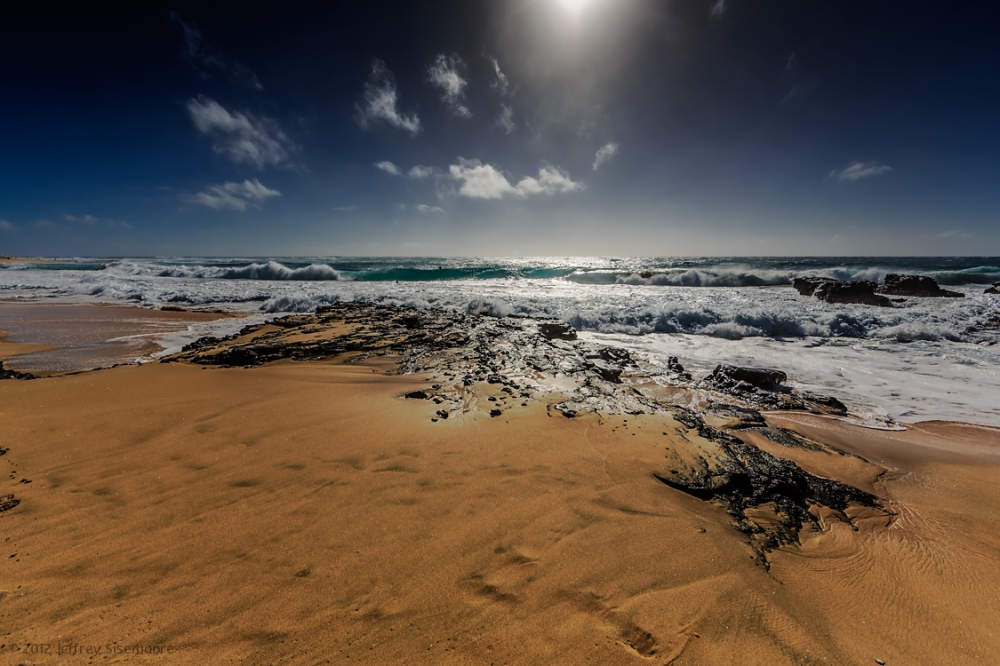 sandy beach II