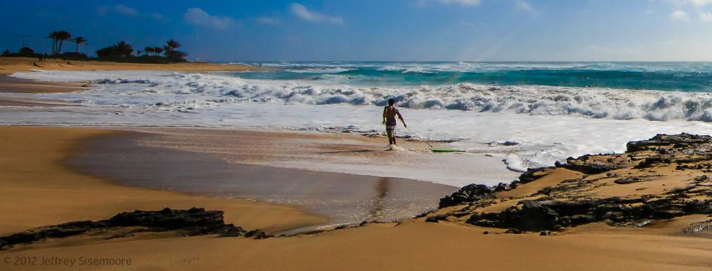 sandy beach XIV