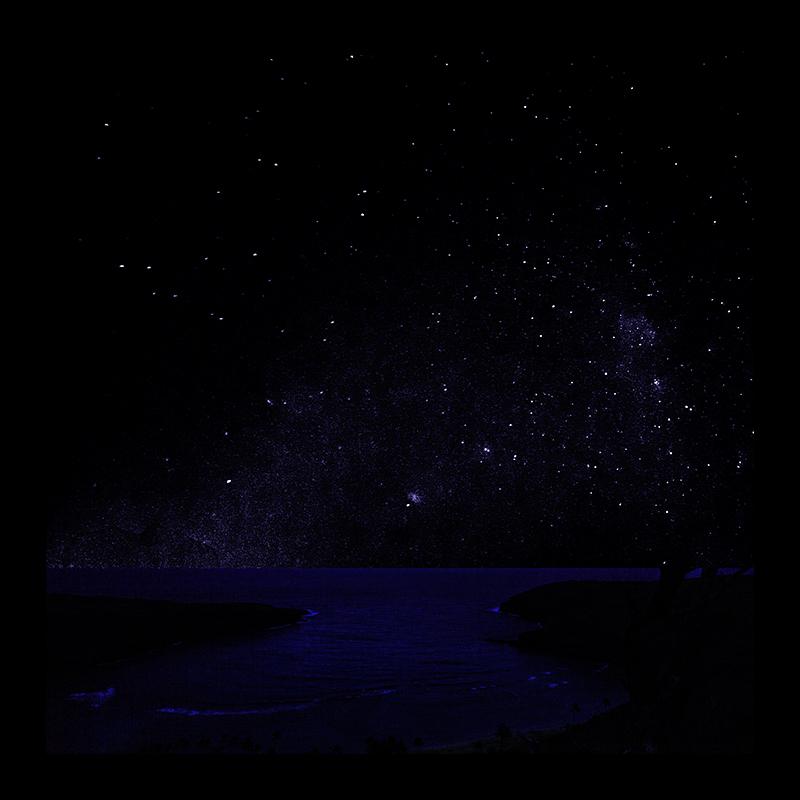 stars over hanauma bay