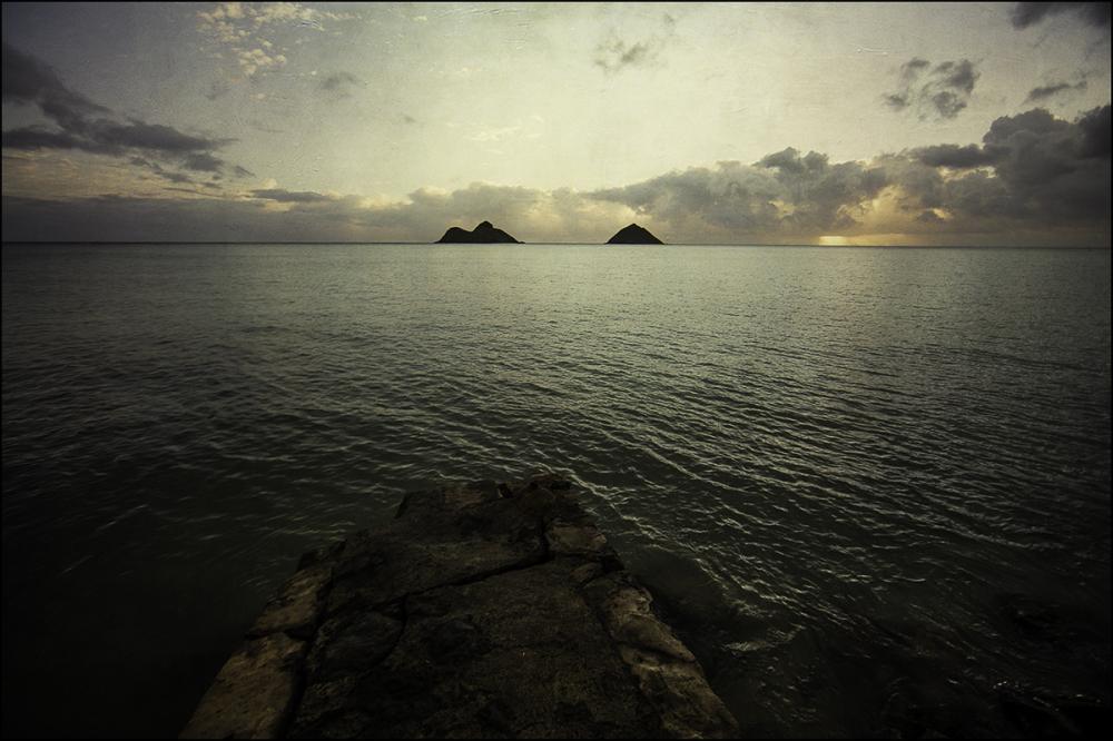 the islands at lanikai