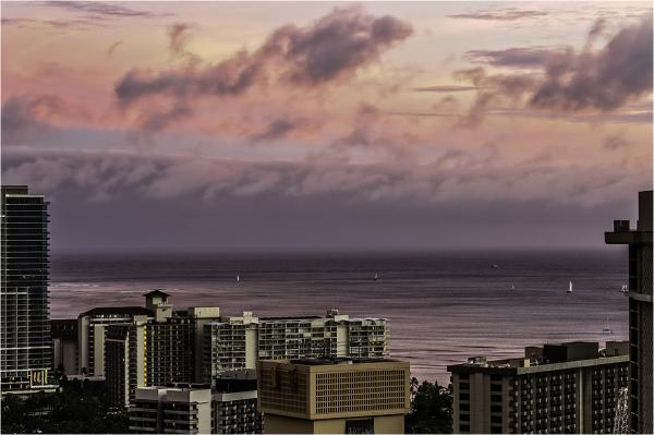 friday at dusk
