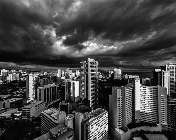 storm clouds arrive