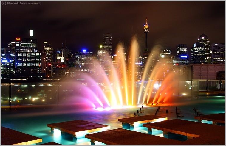Sydney Nightview