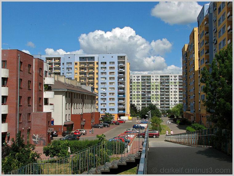 Urban Living in Łódź