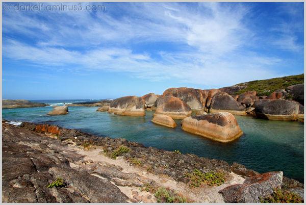 Elephant Rocks Wide View