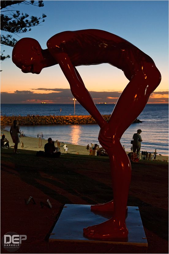 Sculptures by the Sea 2011
