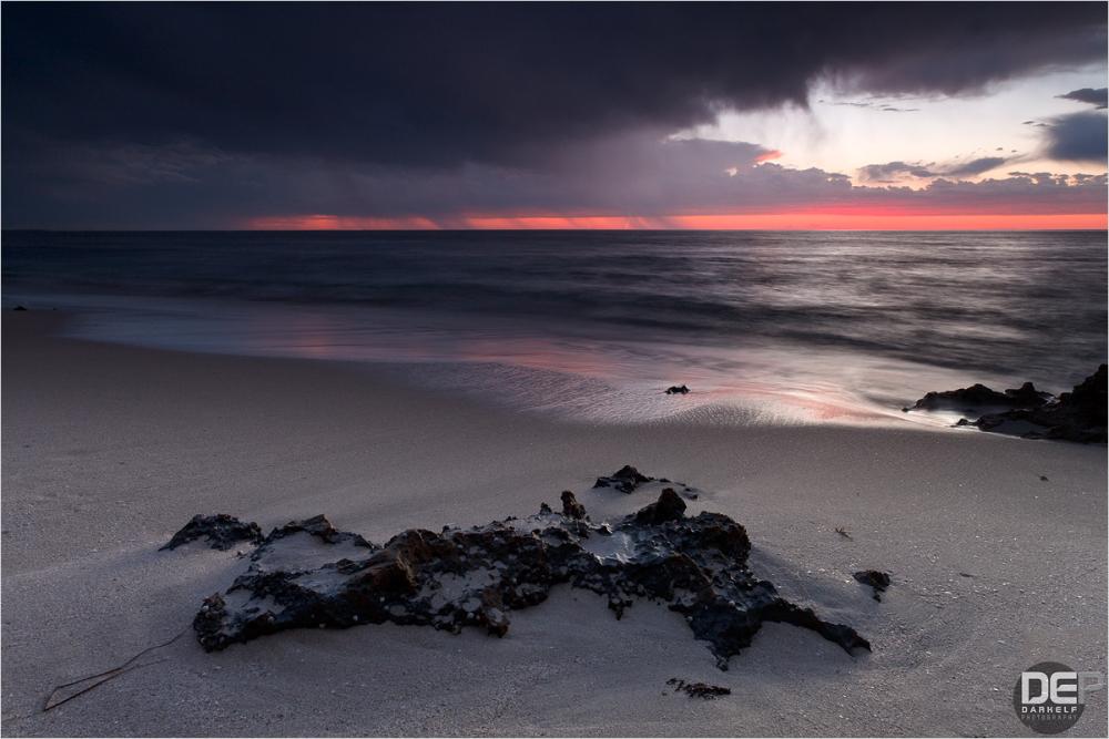 Burns Beach Storm