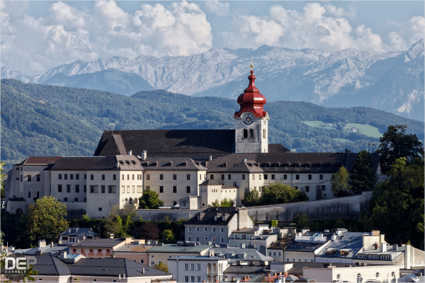 Nonnberg Abbey