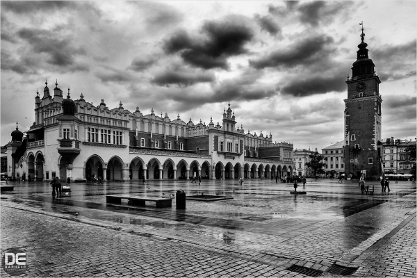 Kraków Market Square