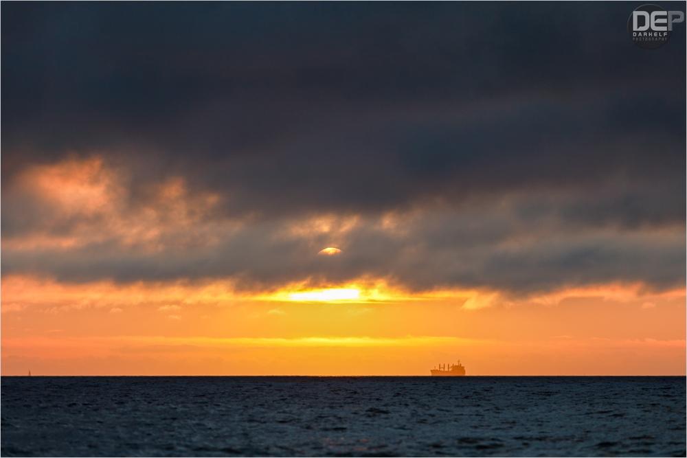 sailing towards the sun
