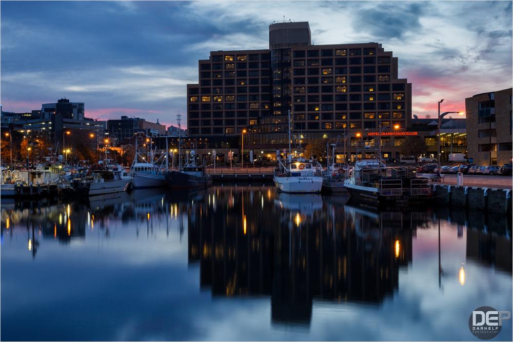 Hobart Wharf