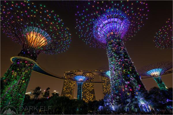Illuminated Giants